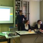 XXII Московский конкурс компьютерных проектов Защита коллективного проекта